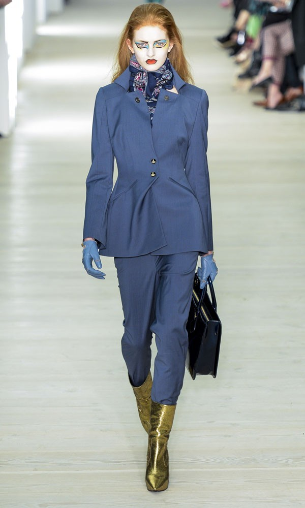 Vivienne Westwood Red Label Spring Summer 2014
