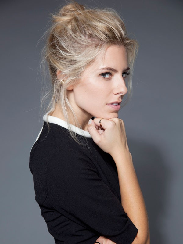 Mollie King models in new pictures for Next Model Management
