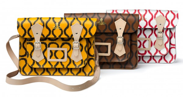 Vivienne Westwood for The Cambridge Satchel Company