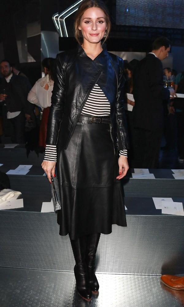 Olivia Palermo at H&M